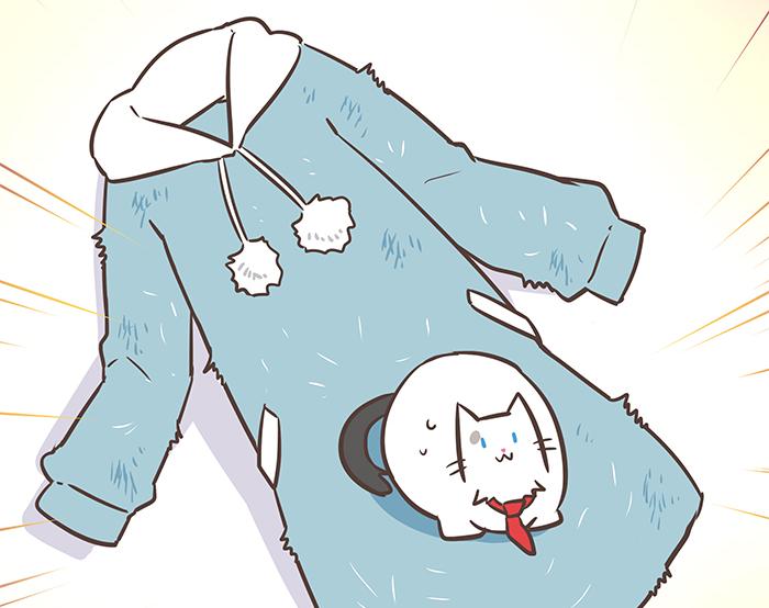 Webtoon #20 夜深人靜的時候,千萬不要打開電視⋯⋯